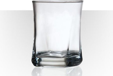 Velik Geo Water Glass, 280 ml - set of 6
