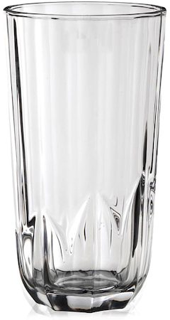 Lyra Neptune Highball Glass, 325 ml - set of 6