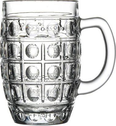 Pasabahce Pub Beer Mug, 520 ml - set of 2