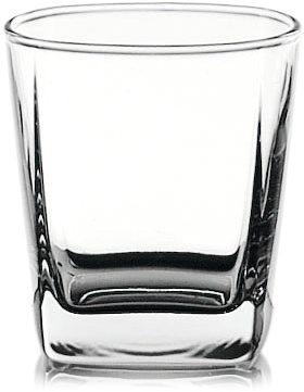 Ocean Plaza Rock Glass, 190 ml - set of 6