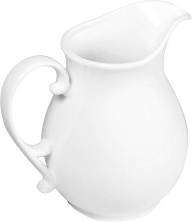 Wilmax ENGLAND Fine Porcelain Jug, 1150 ml (White)
