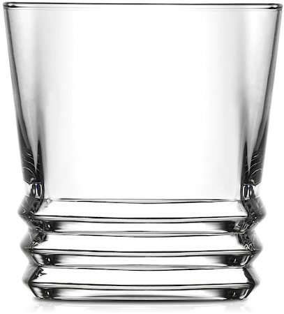 Lyra Elegan DOF Whiskey Glass, 315 ml - set of 6