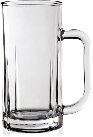 Lyra British Beer Mug, 340 ml - set of 6