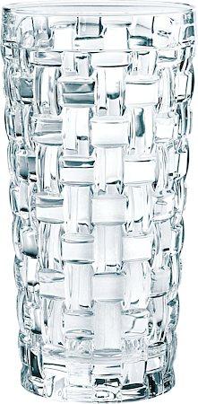 Nachtmann Dancing Stars Bossa Nova Weave Pattern Long Drink Glass, 395 ml - set of 6
