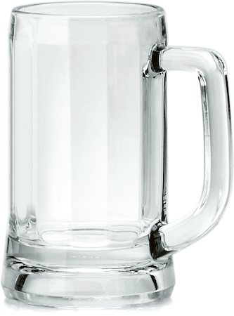 Ocean Munich Beer Mug, 355 ml - set of 6