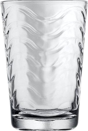 Pasabahce Toras Water Glass, 205 ml - set of 6
