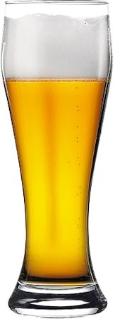 Pasabahce Weizenberr Beer Glass, 665 ml - set of 6
