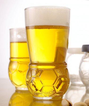 Ocean World Cup Pilsner Beer Glass, 460 ml - set of 6