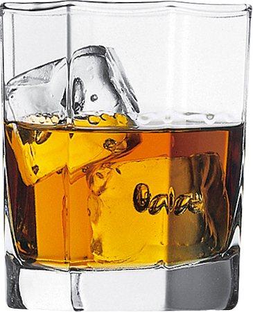 Pasabahce Kosem Whisky Glass, 285 ml - set of 6