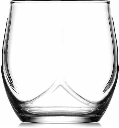 Lyra Aizona Water Glass, 250 ml - set of 6