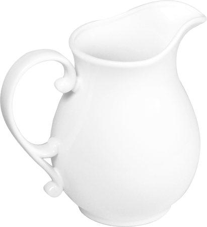 Wilmax ENGLAND Fine Porcelain Jug, 1600 ml (White)
