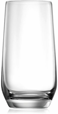 Lucaris Hong Kong Hip Long Drink Glass, 460 ml - set of 6
