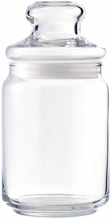Ocean Pop Storage Jar, Small - set of 6