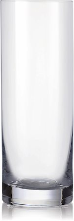 Bohemia Crystal Barline Drinking Glass, 300 ml - set of 6