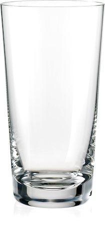 Bohemia Crystal Jive Water Glass, 480 ml - set of 6