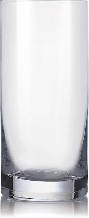 Bohemia Crystal Barline Drinking Glass, 230 ml - set of 6